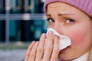 Naseputzen: Die lästige Alltagsbeschäftigung der Allergiker